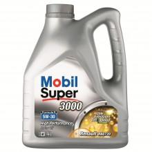 Ulei motor MOBIL SUPER 3000 FORMULA R 5W-30 4L