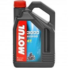Ulei motor MOTUL 3000 4T 20W-50 4L