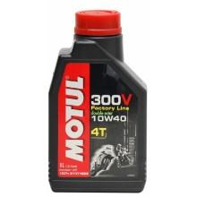 Ulei motor MOTUL 300V FACTORY LINE 10W-40 1L