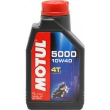 Ulei motor MOTUL 5000 4T 10W-40 1L