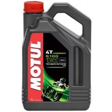 Ulei motor MOTUL 5100 4T ESTER 10W-50 4L