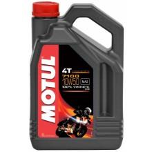 Ulei motor MOTUL 7100 10W50 4T 4L