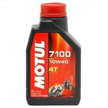 Ulei motor MOTUL 7100 4T ESTER 10W-40 1L