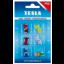 Set sigurante auto TESLA - F115 -12 bucati