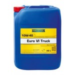 Ulei motor CAMIOANE RAVENOL Euro VI Truck 10W-40 20L
