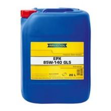 Ulei Transmisie RAVENOL EPX 85W-140 GL5 20L