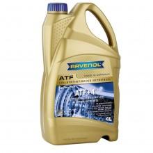 Ulei Transmisie RAVENOL ATF +4 Fluid 4L